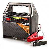 Зарядное устройство 5А, 6-12 В LED LA 192204