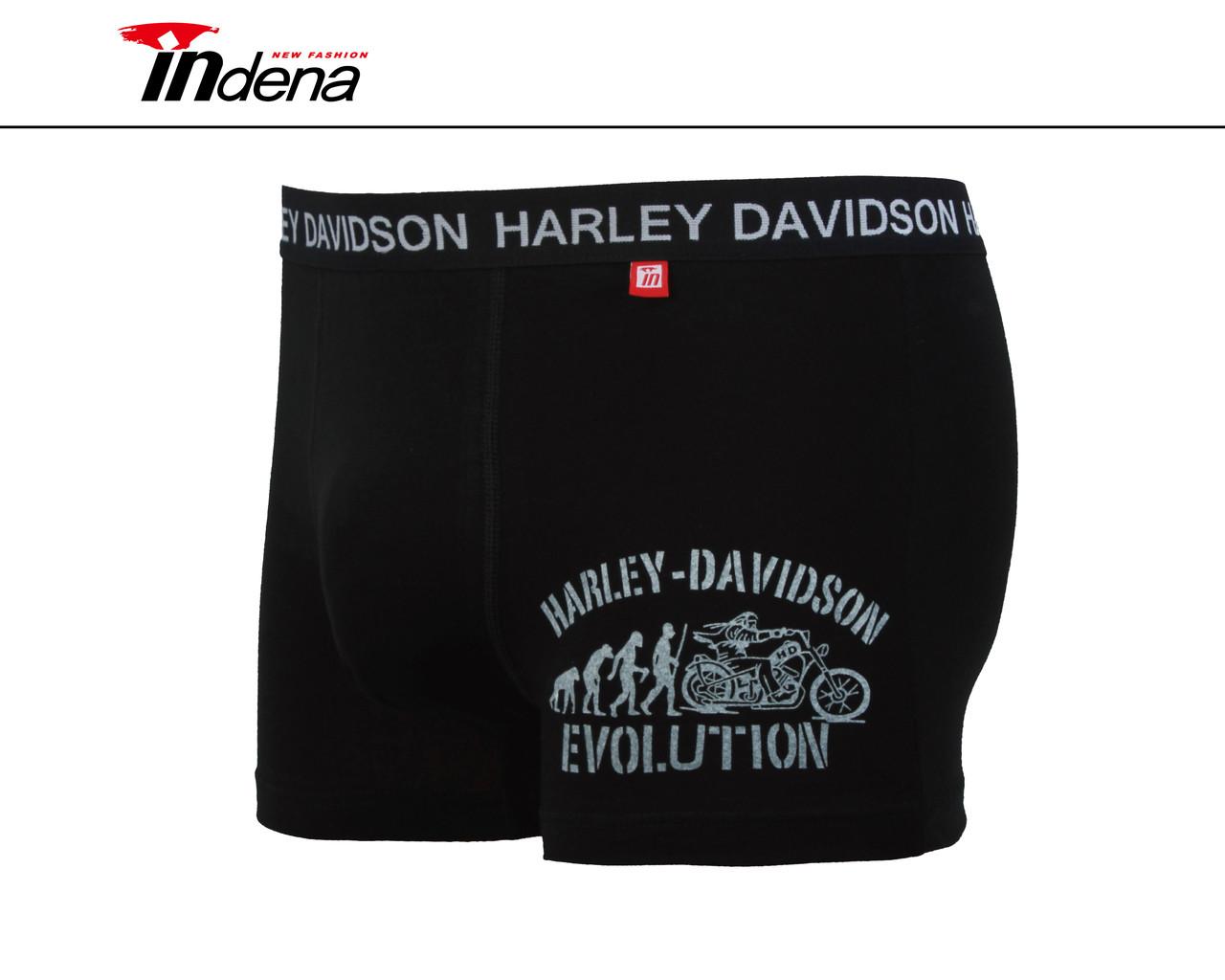 Мужские стрейчевые боксеры «INDENA»  АРТ.95042