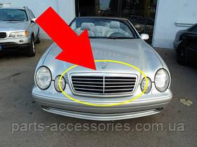 Mercedes CLK W208 W 208 решетка радиатора новая оригинал