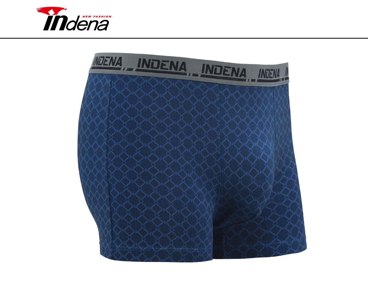Мужские стрейчевые боксеры «INDENA»  АРТ.85159