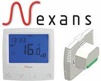 Программируемый терморегулятор для теплого пола Nexans MILLITEMP CDFR-003, Норвегия