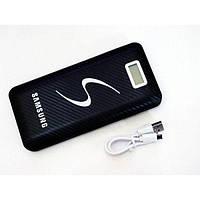 Power Bank Samsung 30000 mAh Black Черный / Павербанк / Портативное зарядное устройство / Качественный подарок