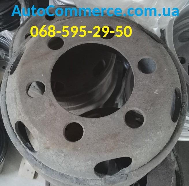 Диск колесный FAW 1051, 1061 ФАВ, Dong Feng 1062, 1064, 1074 ДонгФенг, DF40, DF47 Б/У