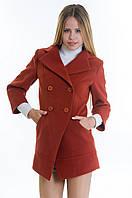 Женское модное кашемировое пальто-фрак, разные цвета