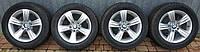 Диск BMW 5x120 7,5J R16 ET37+ зимняя резина 225/55 R16 НОВЫЕ!
