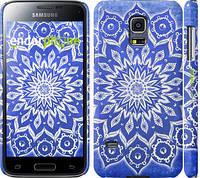 "Чехол на Samsung Galaxy S5 mini G800H Восточный узор v2 ""2863c-44"""