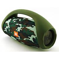 Портативная bluetooth колонка JBL Boombox BIG FM MP3 Камуфляж, фото 1