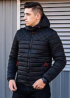 Куртка мужская тёплая короткая