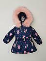 Зимний костюм для девочки 86р, фото 2