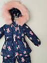 Зимний костюм для девочки 86р, фото 3