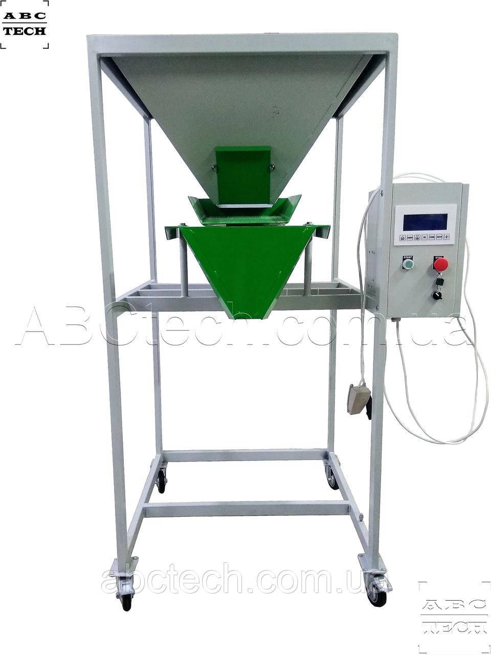 Весовой дозатор с вибролотком ручной