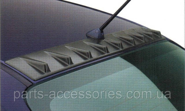 Subaru Impreza WRX STI 2008-14 бленда спойлер новый оригинал