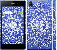 "Чехол на Sony Xperia Z1 C6902 Восточный узор v2 ""2863c-38"""
