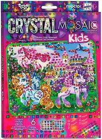 """Набір креативного творчості """"CRYSTAL MOSAIC KIDS"""" (20)"""