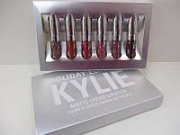 Набор матовых жидких помад Kylie Edition