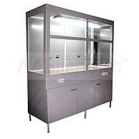 Шкаф вытяжной лабораторный ШВ-2*-1.9 (3 модели), Украина