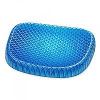Ортопедическая подушка Egg Sitter на стул для спины / подарок