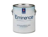 Краска высокоукрывистая SHERWIN-WILLIAMS EMINENCE для потолков, совершенно матовая, 3,78л