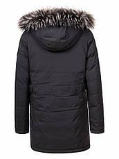 Куртка-парка теплая/зимняя мужская, фото 2
