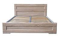 Ліжко півтораспальне 140*200 з ДСП/МДФ в спальню Кармен 160х200 з пружинним підйомним механізмом Неман, фото 1