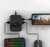 Переходник для клавиатуры и мышки для телефона подставка конвертер джойстик Android геймпад PUBG GAMWING-NEX