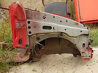 Лонжерон передняя часть четвертина Renault Kangoo 97-03