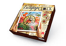 "Комплект креативного творчества ""Decoupage Clock"" с рамкой 