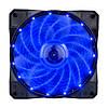 Вентилятор Cooling 1stPlayer A1-15LED Blue bulk