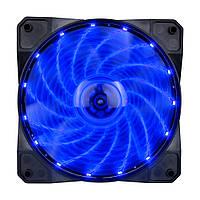 Вентилятор Cooling 1stPlayer A1-15LED Blue bulk, фото 1