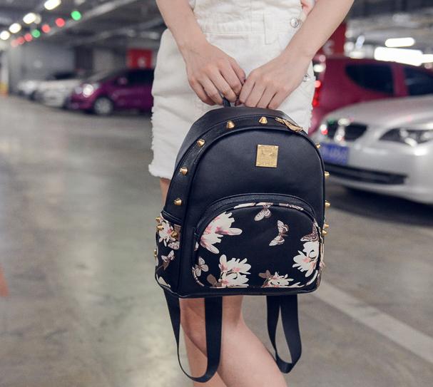 Женский стильный рюкзак!!!!