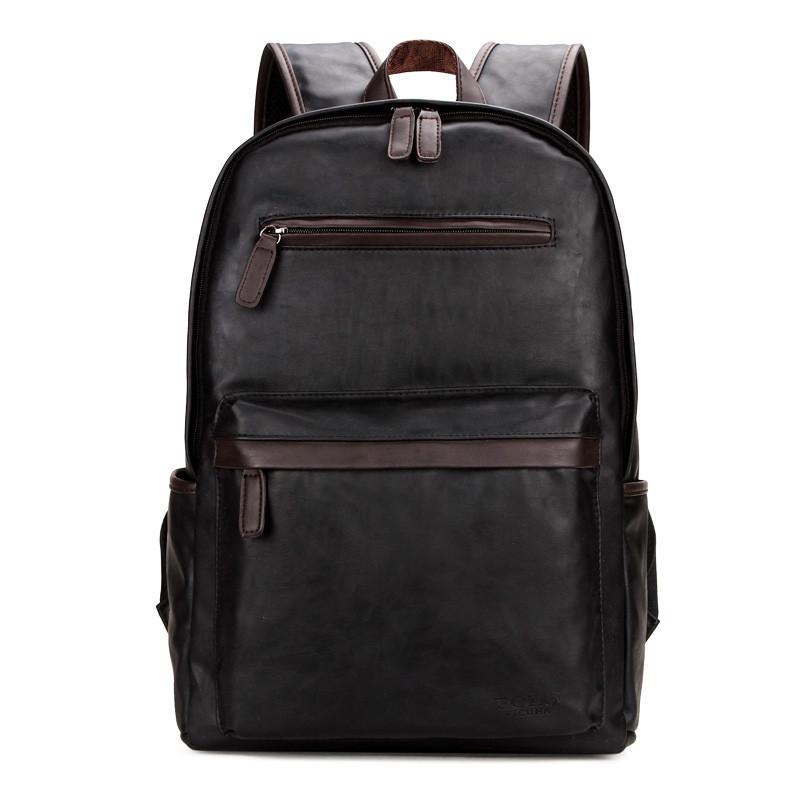 Городской мужской рюкзак  Черный, POLO