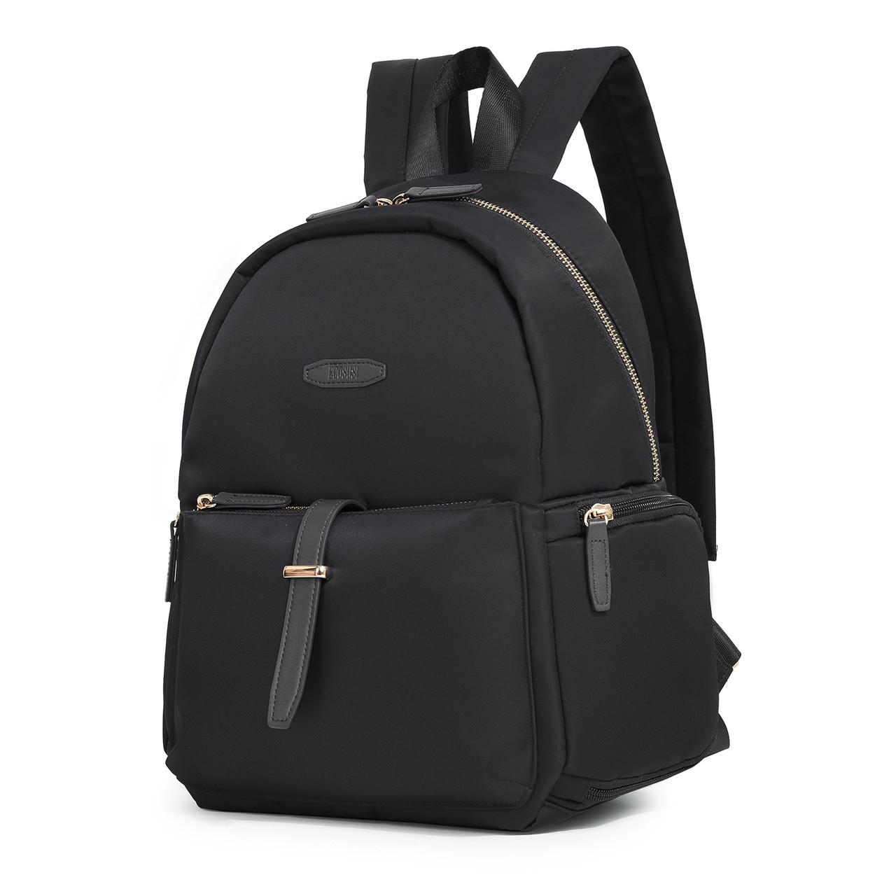 Женский рюкзак Ecosusi Kim черный