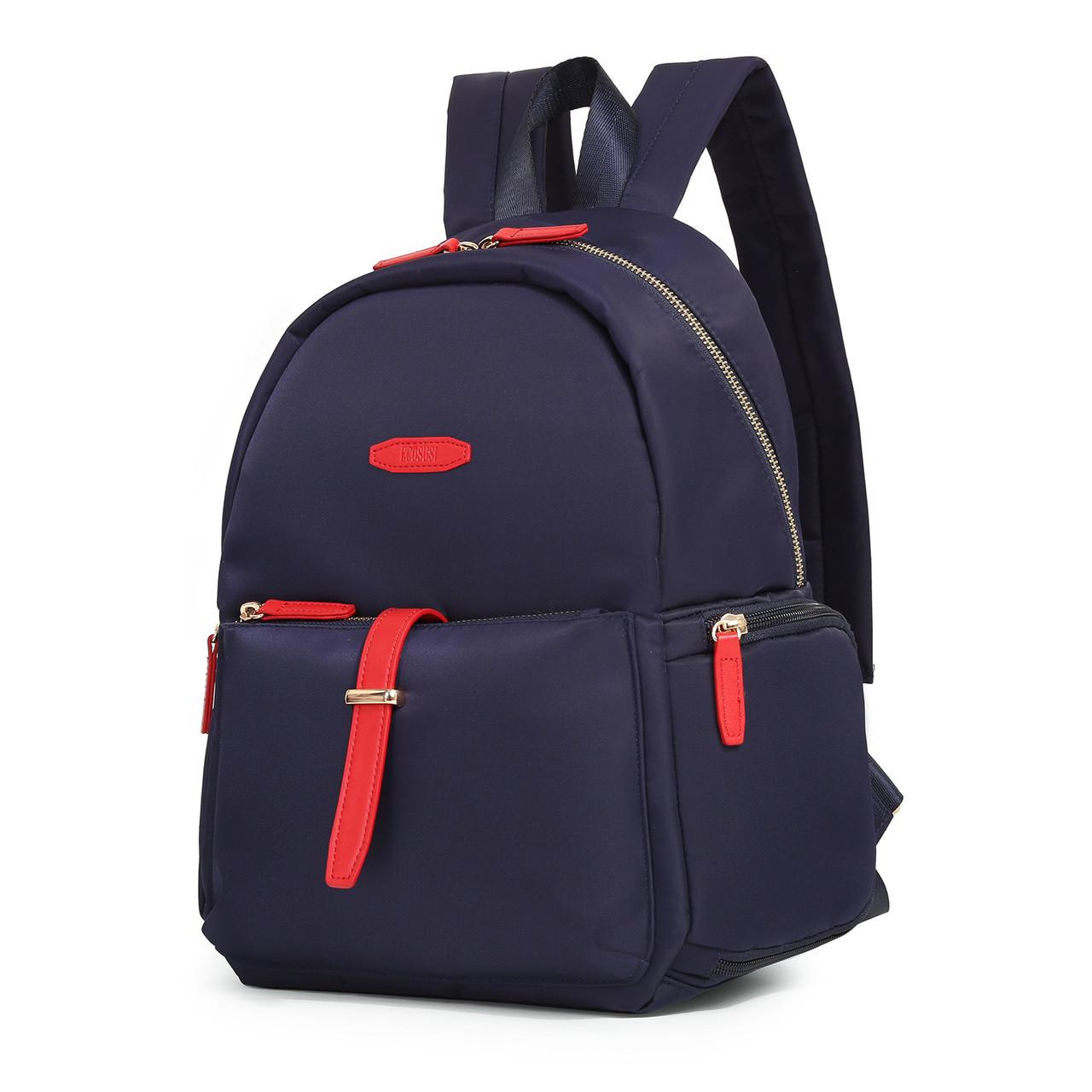 Женский рюкзак Ecosusi Kim синий
