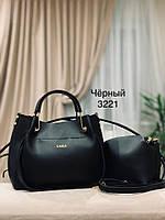 Женская сумка + косметичка ,комплект!!!, фото 1