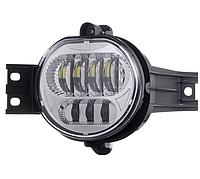 Протитуманні світлодіодні фари Dodge Ram ( 2 шт) LED, хром, 12-30 В, 62 Вт