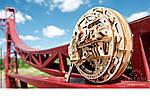 Моноколесо   UGEARS   Механический 3D конструктор из дерева, фото 3