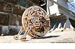 Моноколесо   UGEARS   Механический 3D конструктор из дерева, фото 4