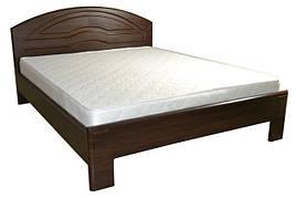Ліжко двоспальне з ДСП/МДФ в спальню Софія 160х200  Неман