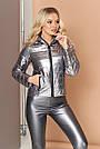 """Куртка """"Сенди"""" (графит) (размер M), фото 3"""
