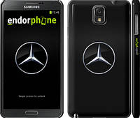 "Чехол на Samsung Galaxy Note 3 N9000 Mercedes Benz 1 ""974c-29"""