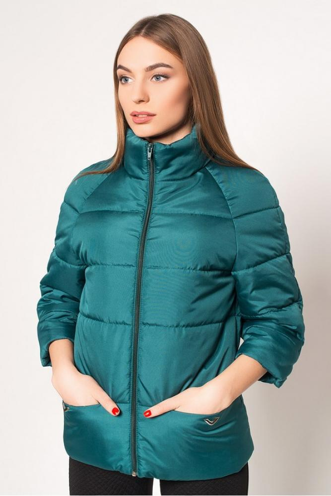 "Куртка ""I-17"" (темно-зеленый) (размер 48)"
