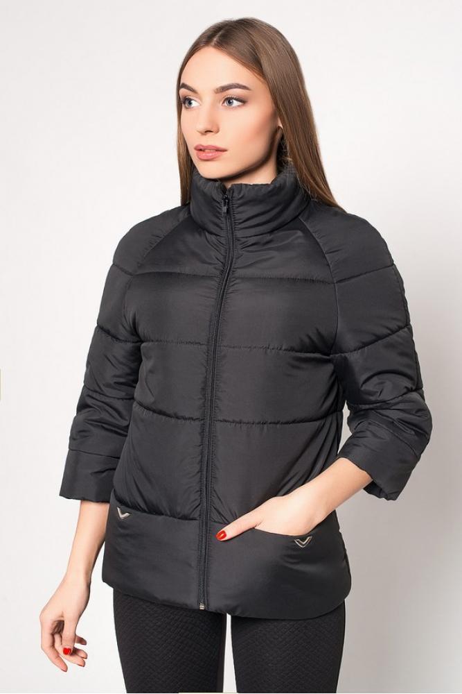 """Куртка """"I-17"""" (черный) (размер 42)"""