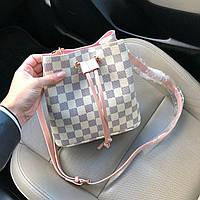 Сумка-мешок копия Louis Vuitton. Мини размер Фабричное качество, фото 1