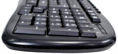 Клавиатура для компьютера GreenWave KB-MM-801 USB, Black, фото 3