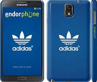 "Чехол на Samsung Galaxy Note 3 N9000 Adidas 5 ""999c-29"""