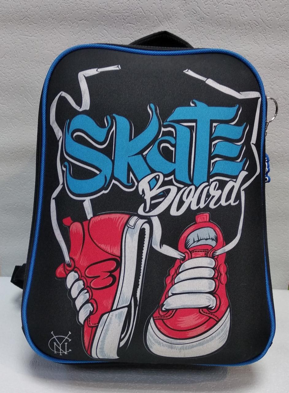 """Школьный рюкзак """"Bagland""""ортопедический,для мальчиков 8-10 лет"""