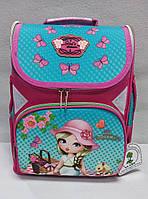"""Школьный рюкзак """"CLASS"""" ортопедический для девочек, фото 1"""