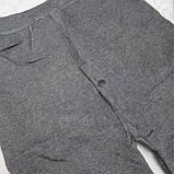 """Термобелье (подштанники) мужские, ТОЛСТЫЙ ФЛИС,  размеры от 44 до 56. """"Слава"""". Гамаши мужские, фото 3"""