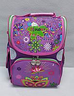 """Школьный рюкзак """"RAINBOW """" ортопедический для девочек, фото 1"""
