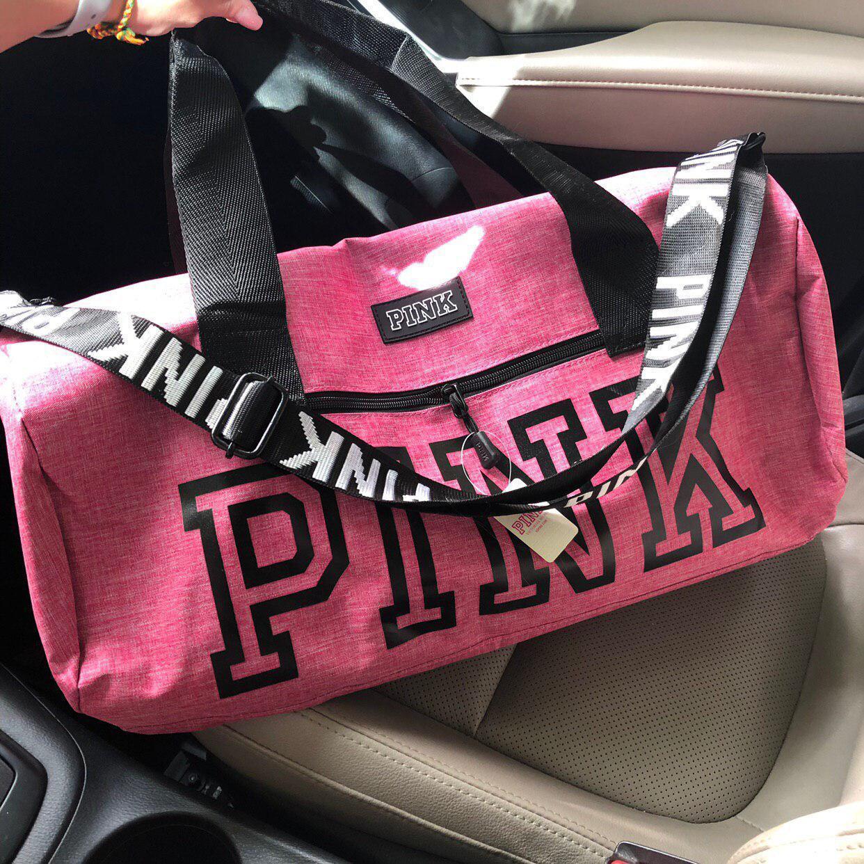 Сумка Pink копия VS